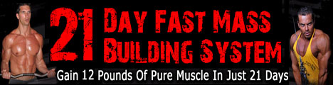 21 day fast mass building
