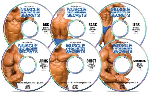 CDs_muscle_specialization