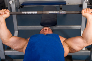 build upper chest muscle