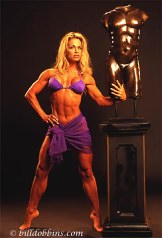 fembod1 - Female Muscle & Fitness Models Portrayed By Bill Dobbins
