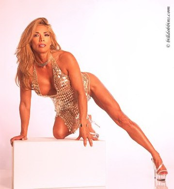 fembod10 - Female Muscle & Fitness Models Portrayed By Bill Dobbins