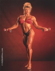 fembod2 - Female Muscle & Fitness Models Portrayed By Bill Dobbins