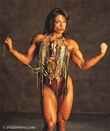 fembod6 - Female Muscle & Fitness Models Portrayed By Bill Dobbins