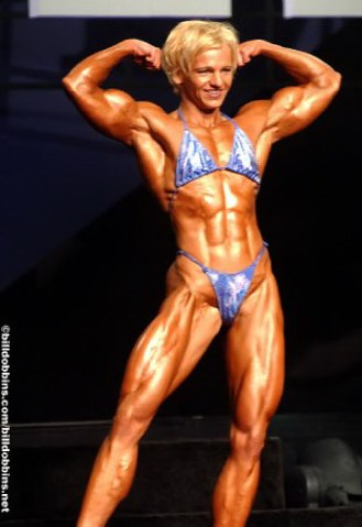 fembod7 - Female Muscle & Fitness Models Portrayed By Bill Dobbins