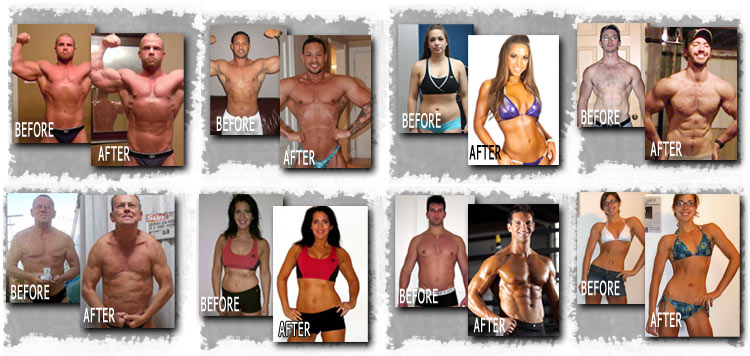 mi40 workout success stories