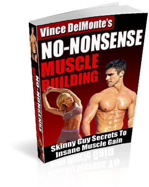 nononsense muscle building