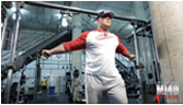Mi40x workout CEP Training For Chest