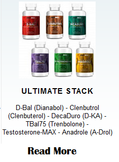 ultimate strength and muscle gain stack