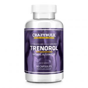 Trenorol Muscle Bulking Supplement bottle